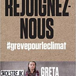 Rejoignez-nous - Greta Theunberg