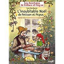 L'Inoubliable Noël de Pettson et Picpus - Sven Nordqvist