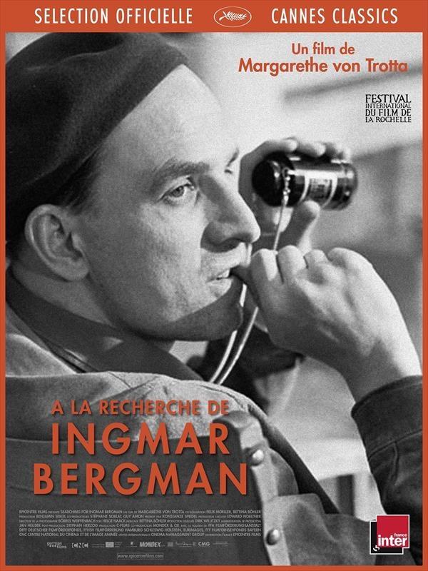 À la recherche de Ingmar Bergman - Margarethe von Trotta,