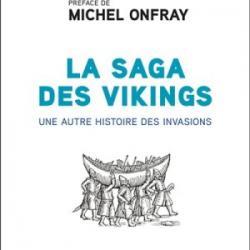 La Saga des Vikings - Joël Supéry