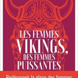Les Femmes vikings, des femmes puissantes - Jóhanna Katrín Friðriksdóttir