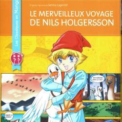 Le Merveilleux voyage de Nils Holgersson - Selma Lagerlöf/Nori Ichikawa