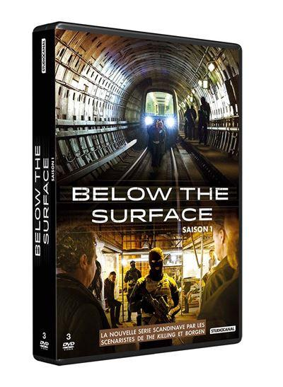 Below the surface saison 1 dvd