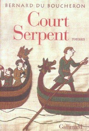 Court serpent bernard boucheron l 8ubtss
