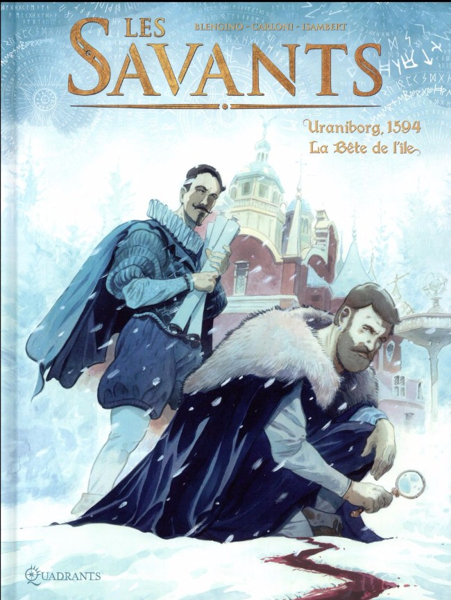 Les Savants, 2 : Uraniborg, 1594 - Luca Blengino/Stefano Carloni