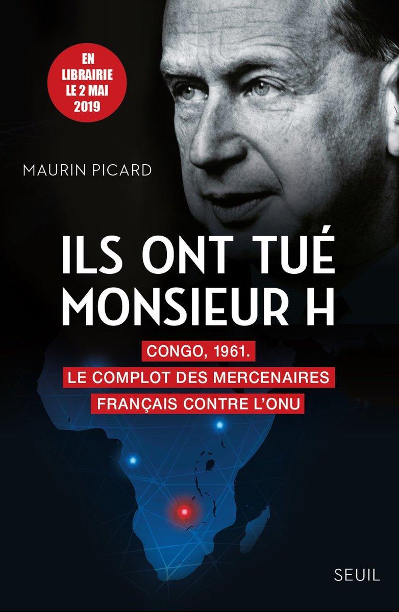 Ils ont tué Monsieur H - Maurin Picard