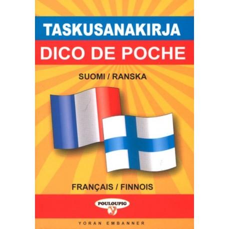 Dictionnaire de poche français-finnois/finnois-français - Kaisa Kukkola