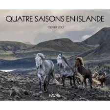 Quatre saisons en Islande -