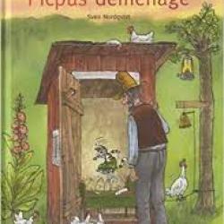 Picpus déménage - Sven Nordqvist