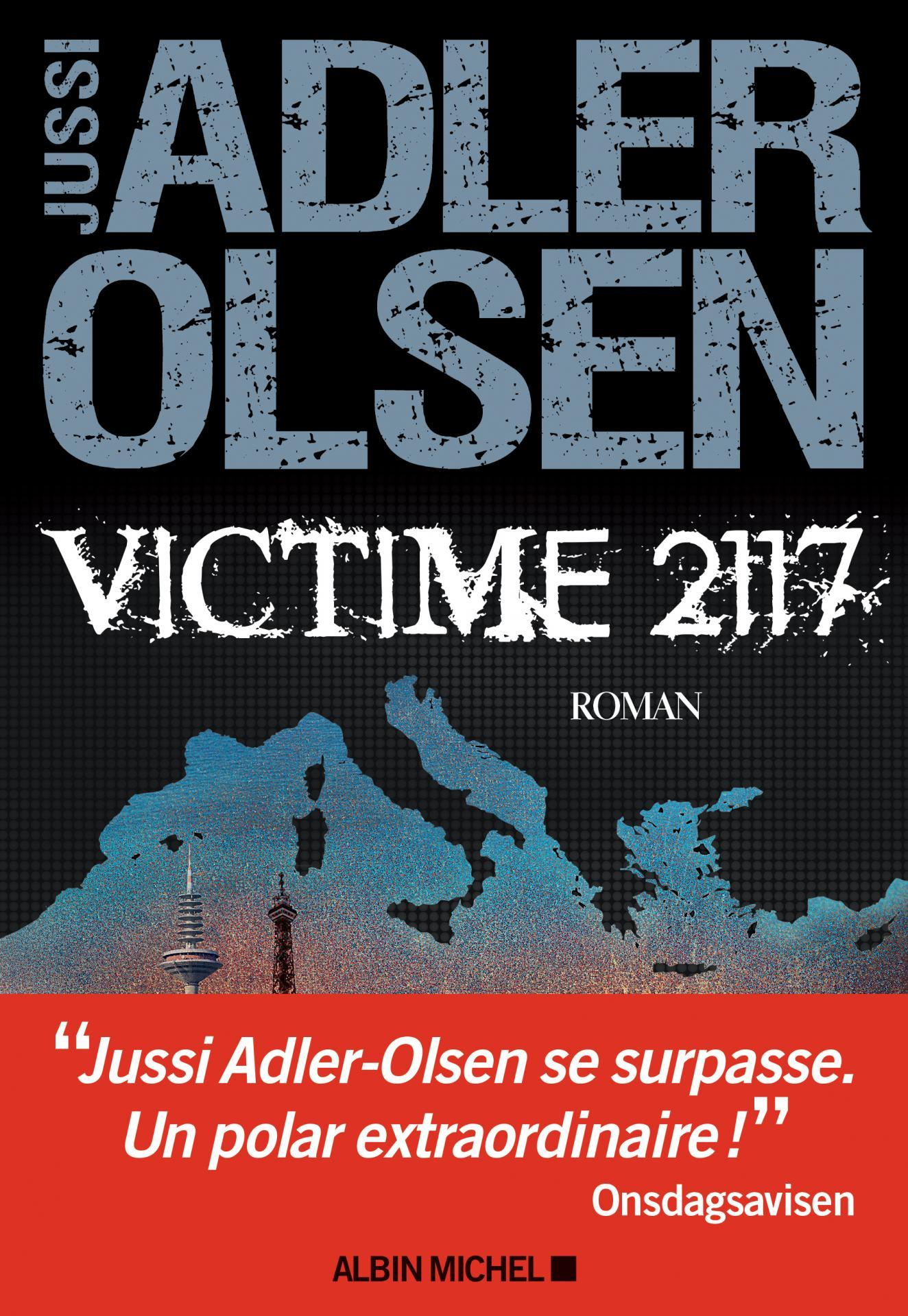 Victime 2117 - Jussi Adler-Olsen