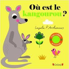 Où est le canard?/Où est le kangourou? - Ingela Peterson Arrhenius,