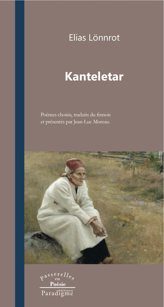 Kanteletar - Elias Lönnrot