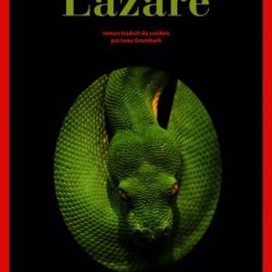 Lazare - Lars Kepler