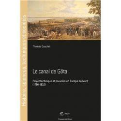 Le Canal de Göta - Thomas Gauchet