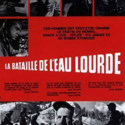La Bataille de l'eau lourde -  Jean Dréville