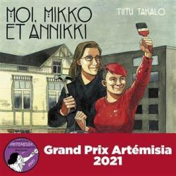 Moi, Mikko et Annikki - Tiitu Takalo
