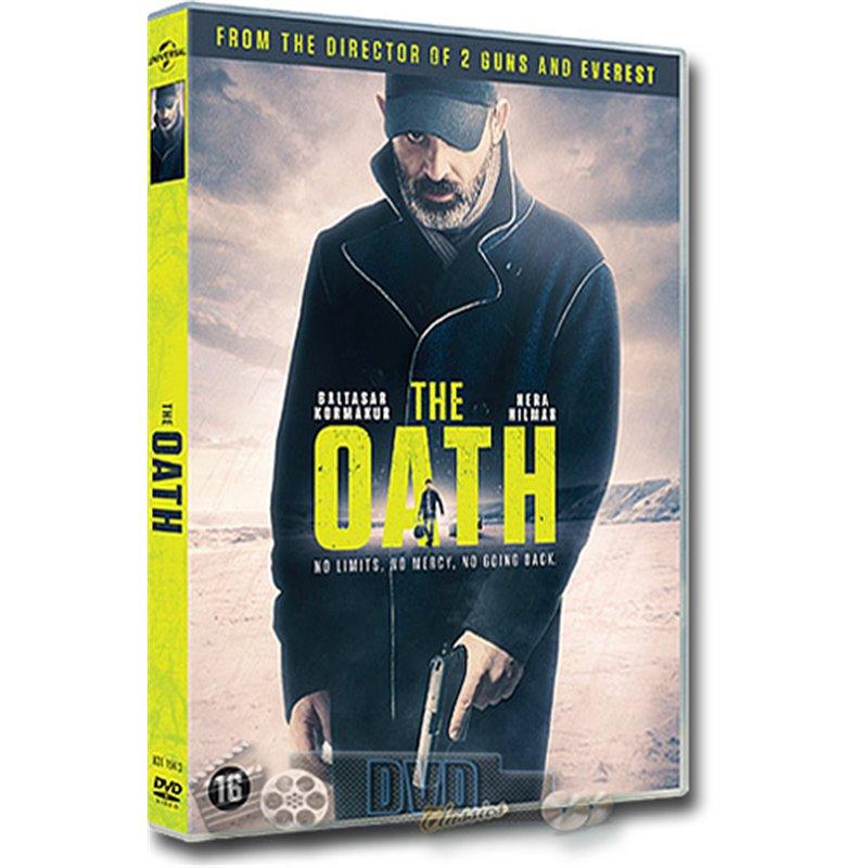 Oath baltasar kormakur gisli orn gararsson dvd 2016 1