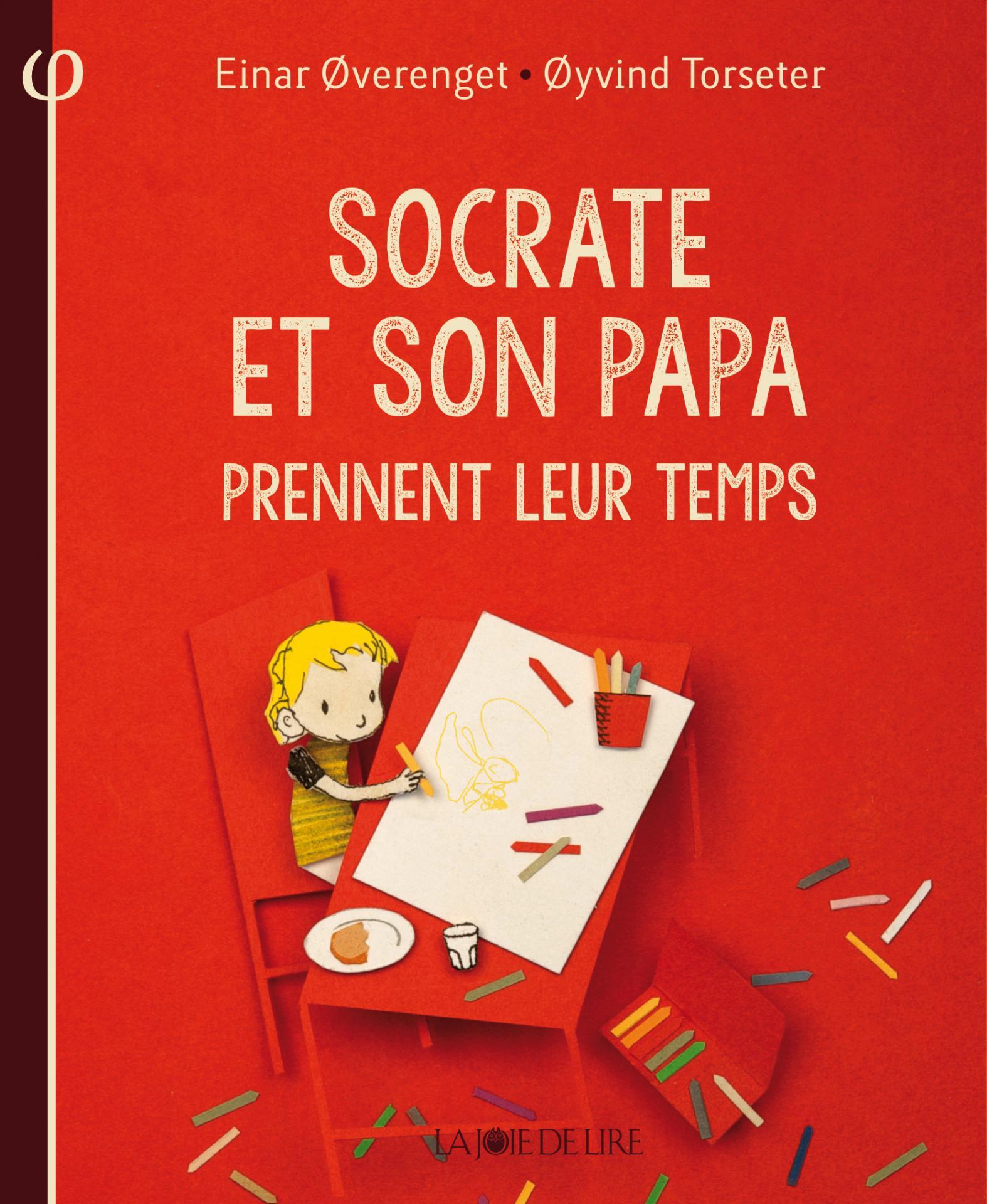 Socrate et son papa prennent leur temps - Einar Øverenget