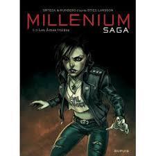 Millénium Saga, 1/Les Âmes froides - Sylvain Runberg/Belén Ortega