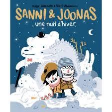 Sanni & Jonas, une nuit d'hiver - Kalle Hakkola & Mari Ahokoivu