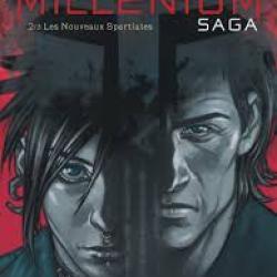 Millénium Saga, 2/Les Nouveaux Spartiates - Sylvain Runberg/Belén Ortega