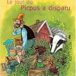 Le Jour où Picpus a disparu - Sven Nordqvist